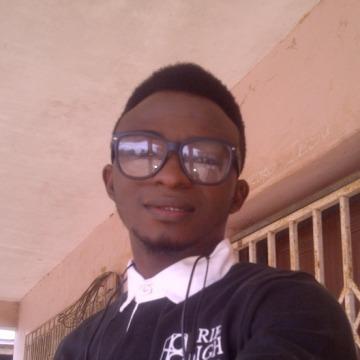 ademola, 29, Lagos, Nigeria