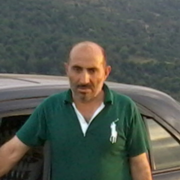 Mehemmed Cebiyev, 53, Baku, Azerbaijan