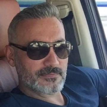 Giray Beyaz, 36, Istanbul, Turkey