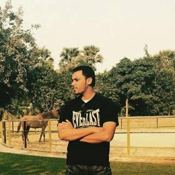 Ahmed Mohamed, 29, Dubai, United Arab Emirates