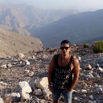 Kareem Fahmy, 30, Dubai, United Arab Emirates