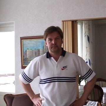 Reijo Kaivosaari, 55, Helsinki, Finland