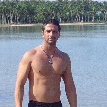 Carlos Santos Martin, 46, Salamanca, Spain