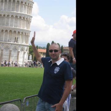 Dario Paglione, 41, Salerno, Italy