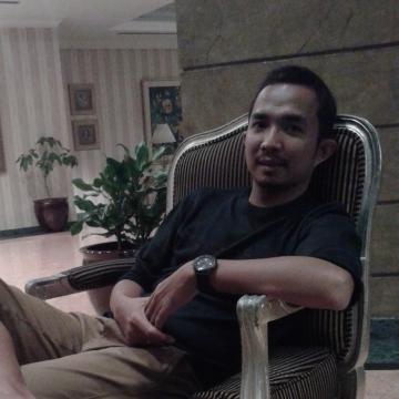 Chris, 36, Jakarta, Indonesia