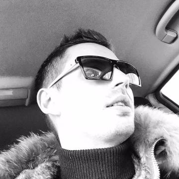 Vladimir Khramchenkov, 31, Krasnogorsk, Russia