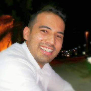 Anas Akber, 27, Dubai, United Arab Emirates