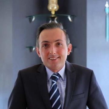 Hakan Gurbuz, 39, Ankara, Turkey