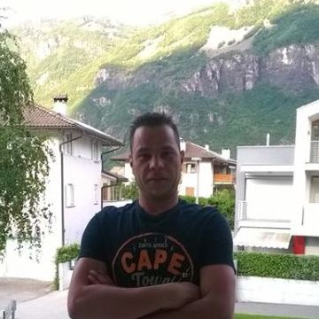 Victor Popa, 35, Bergamo, Italy