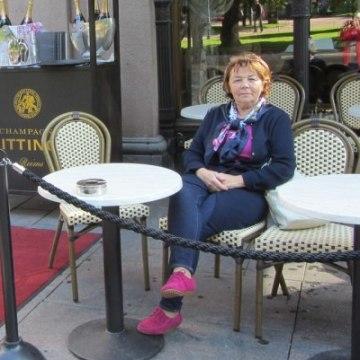 Ольга, 65, Saint Petersburg, Russia
