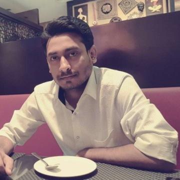 Talib Hassan, 28, Fujairah, United Arab Emirates