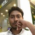Talib Hassan, 29, Fujairah, United Arab Emirates