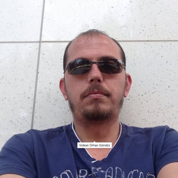 orhan, 38, Ankara, Turkey