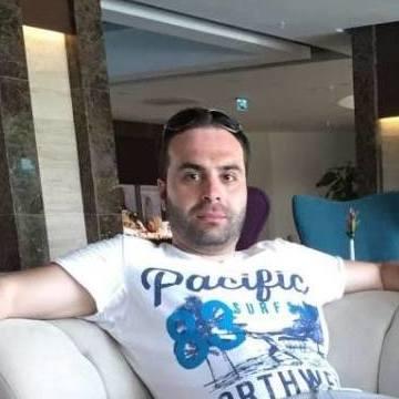 Yiğit Karan, 33, Trebizond, Turkey