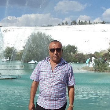 Mustafa Demir, 54, Lorrach, Germany