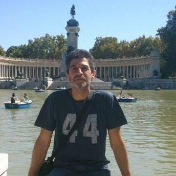 Antonio Santos, 48, Burgos, Spain