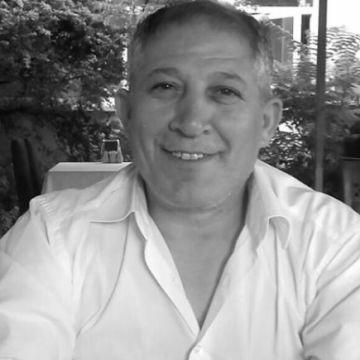 Umut Cebe, 47, Ankara, Turkey