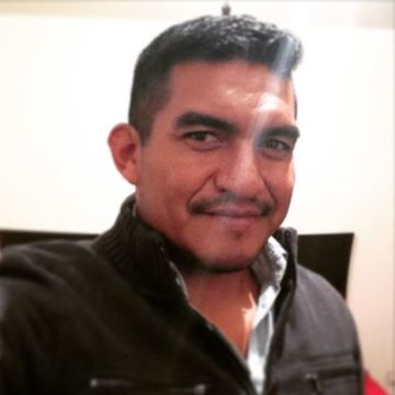 Anwar, 35, Puebla, Mexico