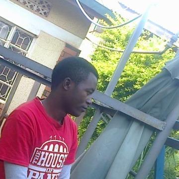 Little Phild, 22, Kampala, Uganda