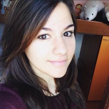 Enza, 21, Sorrento, Italy