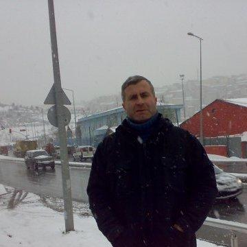 Kafkas Kartali, 43, Istanbul, Turkey