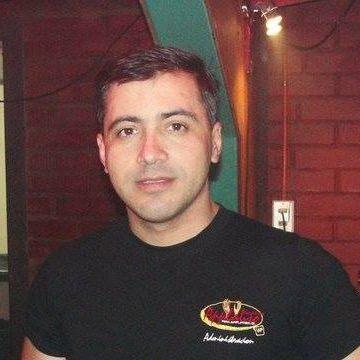 German Salazar Cabezas, 41, Santiago, Chile