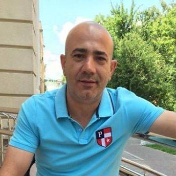 Cem Öner, 47, Izmir, Turkey