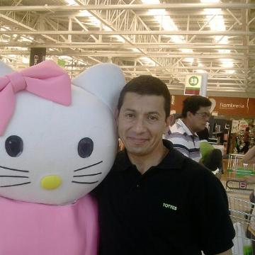 Carlos Andres, 46, Antofagasta, Chile