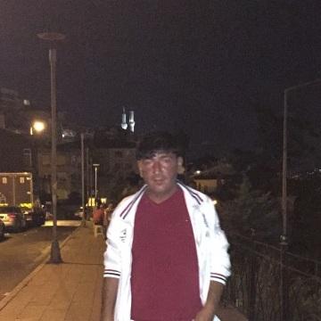 Memet ekin, 31, Istanbul, Turkey