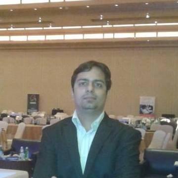 Hitesh Chandna, 30, Dubai, United Arab Emirates