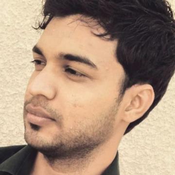 Rashid Muhammad, 27, Dubai, United Arab Emirates