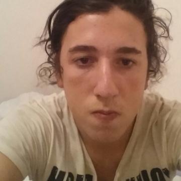 Ercan Doğan, 23, Istanbul, Turkey