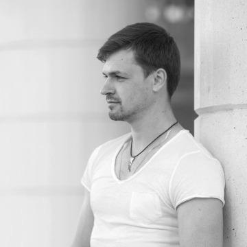 Vitaly Pravdin, 32, Yaroslavl, Russia