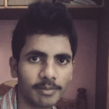 kumar, 24, Chittoor, India