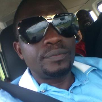 Oluka Mube, 33, Lagos, Nigeria