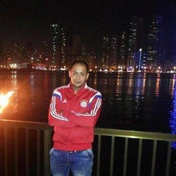 Ahmed Mahmoud, 31, Sharjah, United Arab Emirates
