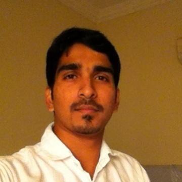 Muhammad, 28, Doha, Qatar