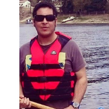 Luis Adawi Angüis, 34, Cordoba, Argentina