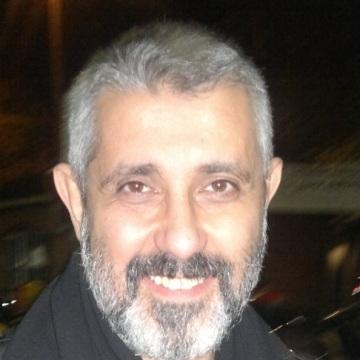 Olcay Keskin, 44, Istanbul, Turkey