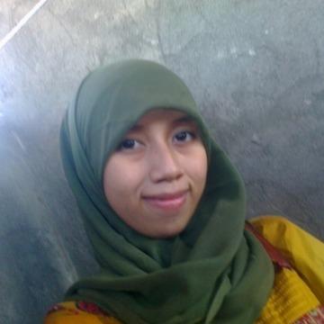 linda, 20, Makassar, Indonesia
