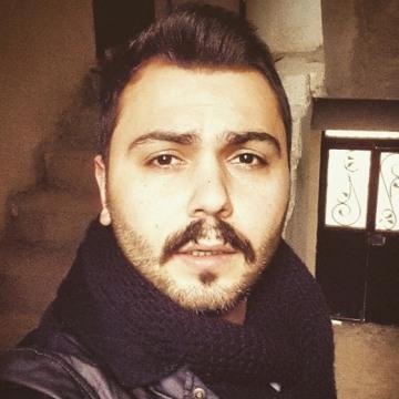 BURAK ERKUT, 25, Trebizond, Turkey