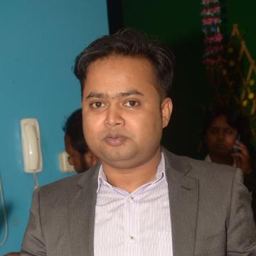 Motahrul Mayshan, 34, Dubai, United Arab Emirates