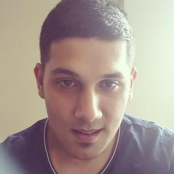 Eren İsi, 23, Istanbul, Turkey