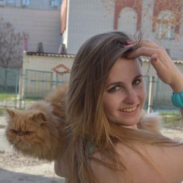 Анна, 26, Sumy, Ukraine