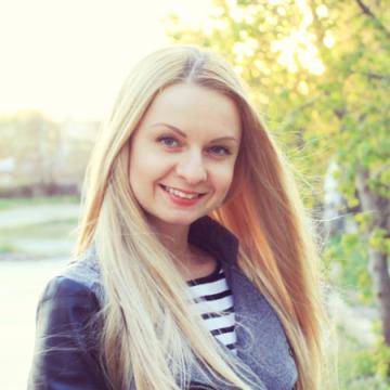 Lena Lenok, 30, Kiev, Ukraine