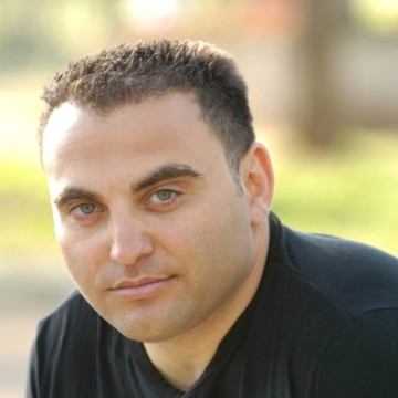 Shon, 40, Tel-Aviv, Israel