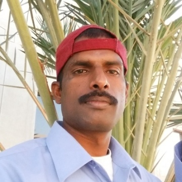 BIJU JOHN, 36, Dammam, Saudi Arabia