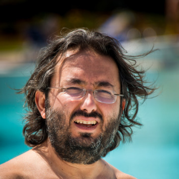 bari, 45, Izmir, Turkey