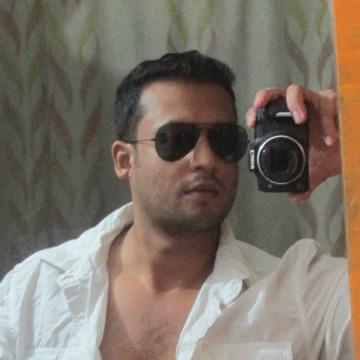 Amar Deshpande, 28, Mumbai, India
