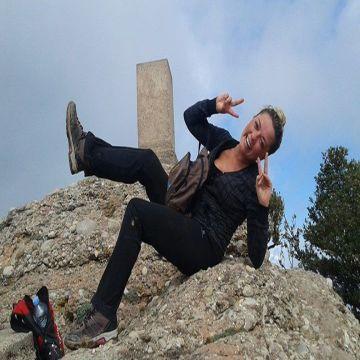 maria, 32, Barcelona, Spain